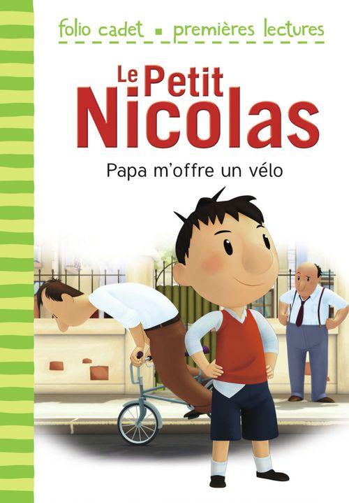 Le petit Nicolas T.4 ; Papa m'offre un vélo