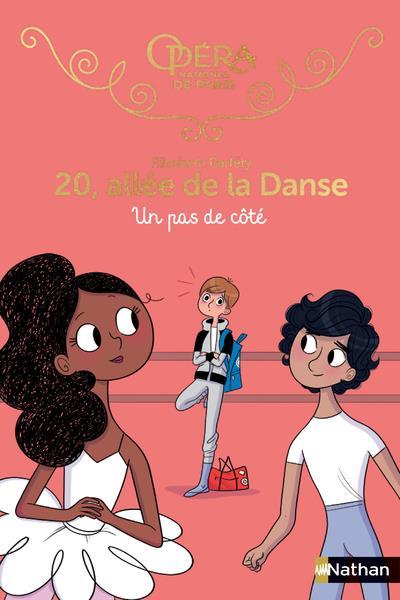 20 allée de la danse T.12 ; un pas de côté