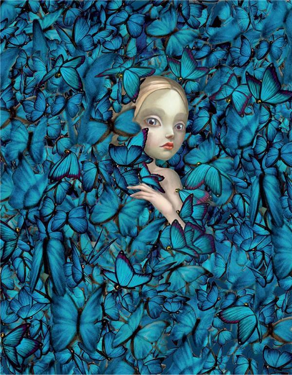 carnet papillons
