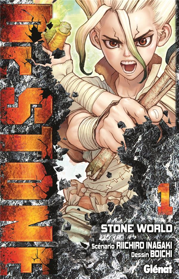 Dr. Stone T.1 ; Stone world