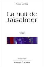 Vente Livre Numérique : La nuit de Jaïsalmer  - Pierre le Coz