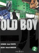 Couverture de Old Boy T02