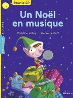 Vente Livre Numérique : Un Noël en musique  - Christine Palluy