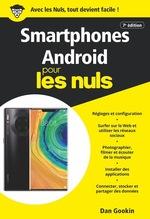 Vente Livre Numérique : Smartphones Android poche pour les nuls (7e édition)  - Dan Gookin