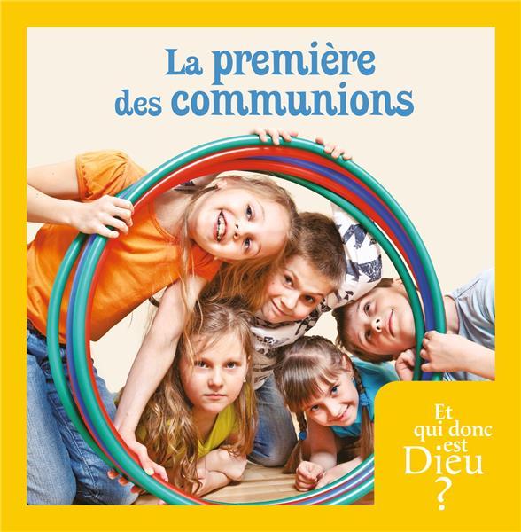 Module 13 ; enfant ; la première des communions