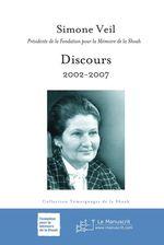 Vente EBooks : Discours  - Simone Veil