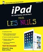 Vente Livre Numérique : IPad Air, mini Retina, mini & iPad 2 Pour les Nuls  - Bob LEVITUS