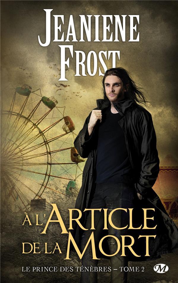 Le Prince Des Tenebres T.2 ; A L'Article De La Mort