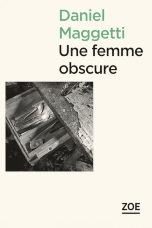Une femme obscure