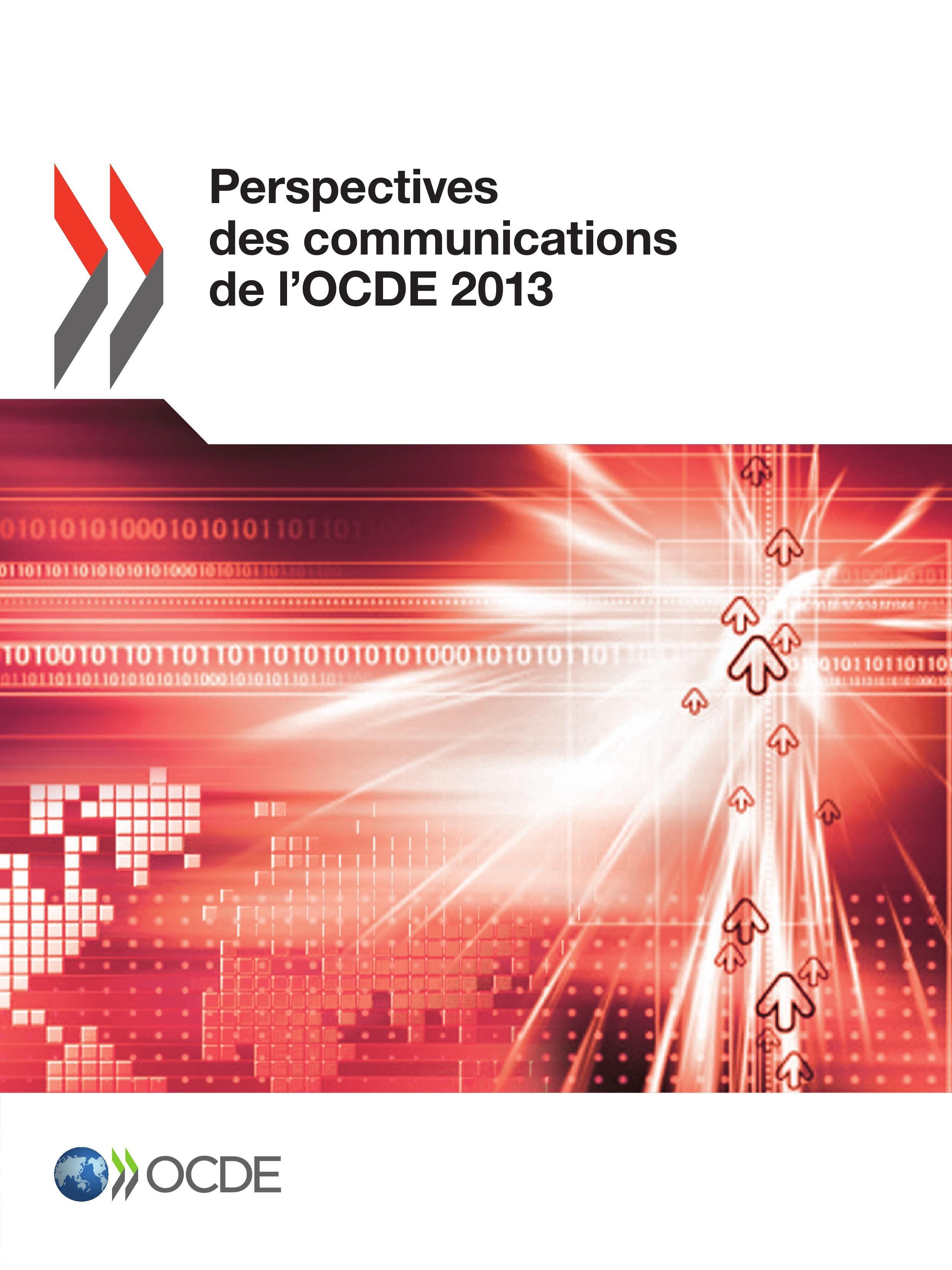 Perspectives des communications de l'OCDE 2013