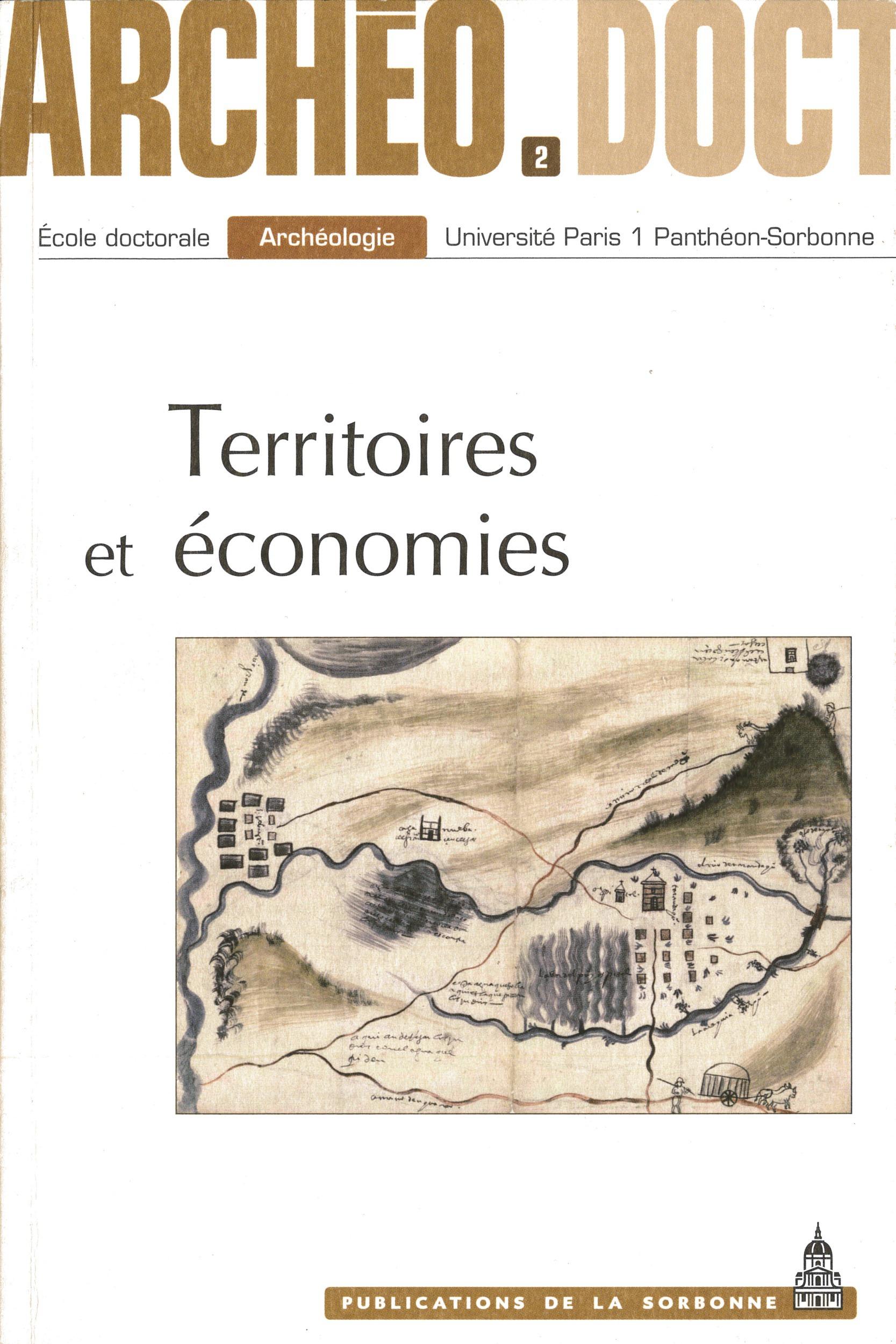 Territoires et economies