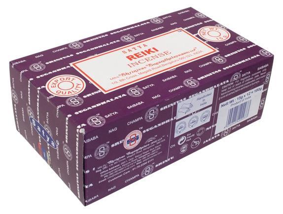 Encens nag champa satya - reiki - 15 grs