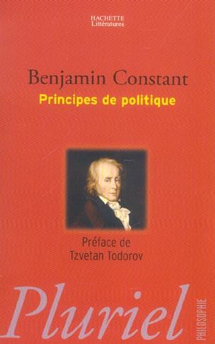 Principes de politique