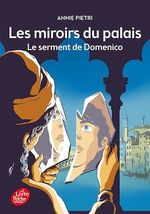 Vente Livre Numérique : Les miroirs du palais - Tome 1  - Annie Pietri
