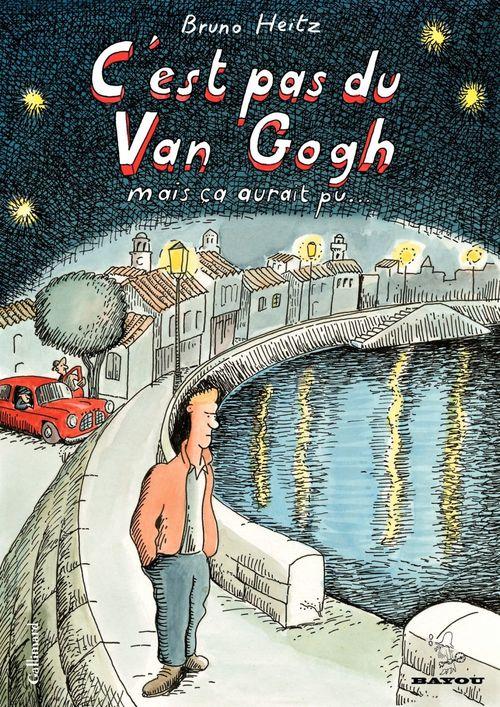 C'est pas du Van Gogh mais ça aurait pu...