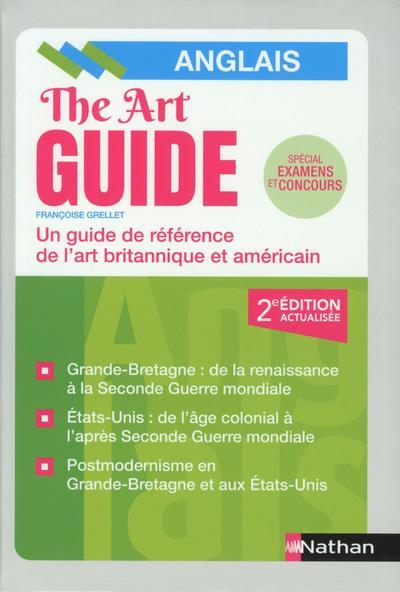 THE ART GUIDE - ANGLAIS - UN G