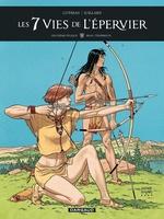 Vente Livre Numérique : Les 7 Vies de l'épervier - 2ème époque - Tome 3 - Beau-Ténébreux  - Patrick Cothias