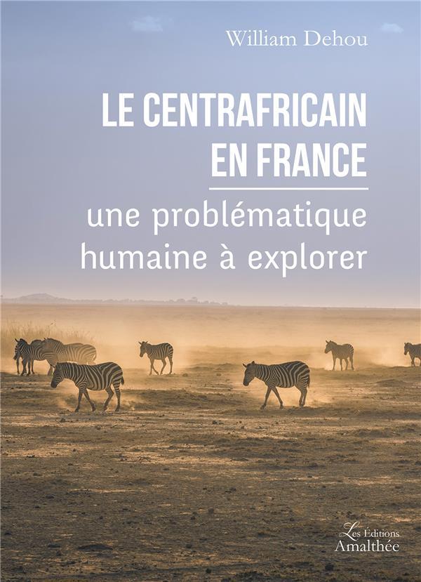 Le centrafricain en France ; une problématique humaine à explorer