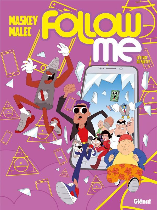 Follow Me T.1; Le Livre Du Succes