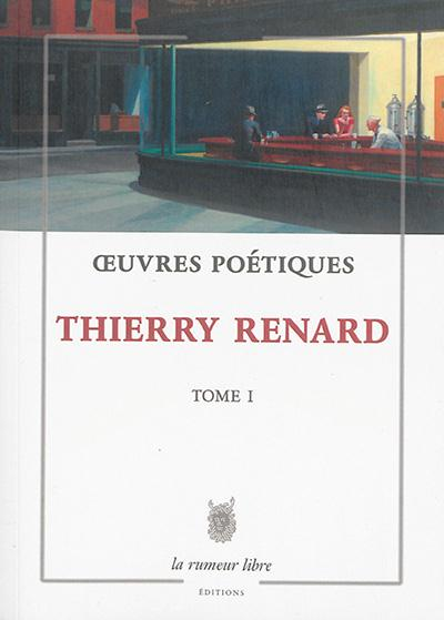 oeuvres poétiques t.1