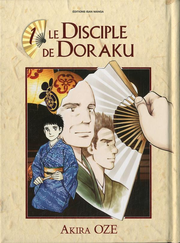 Le disciple de Doraku T.1