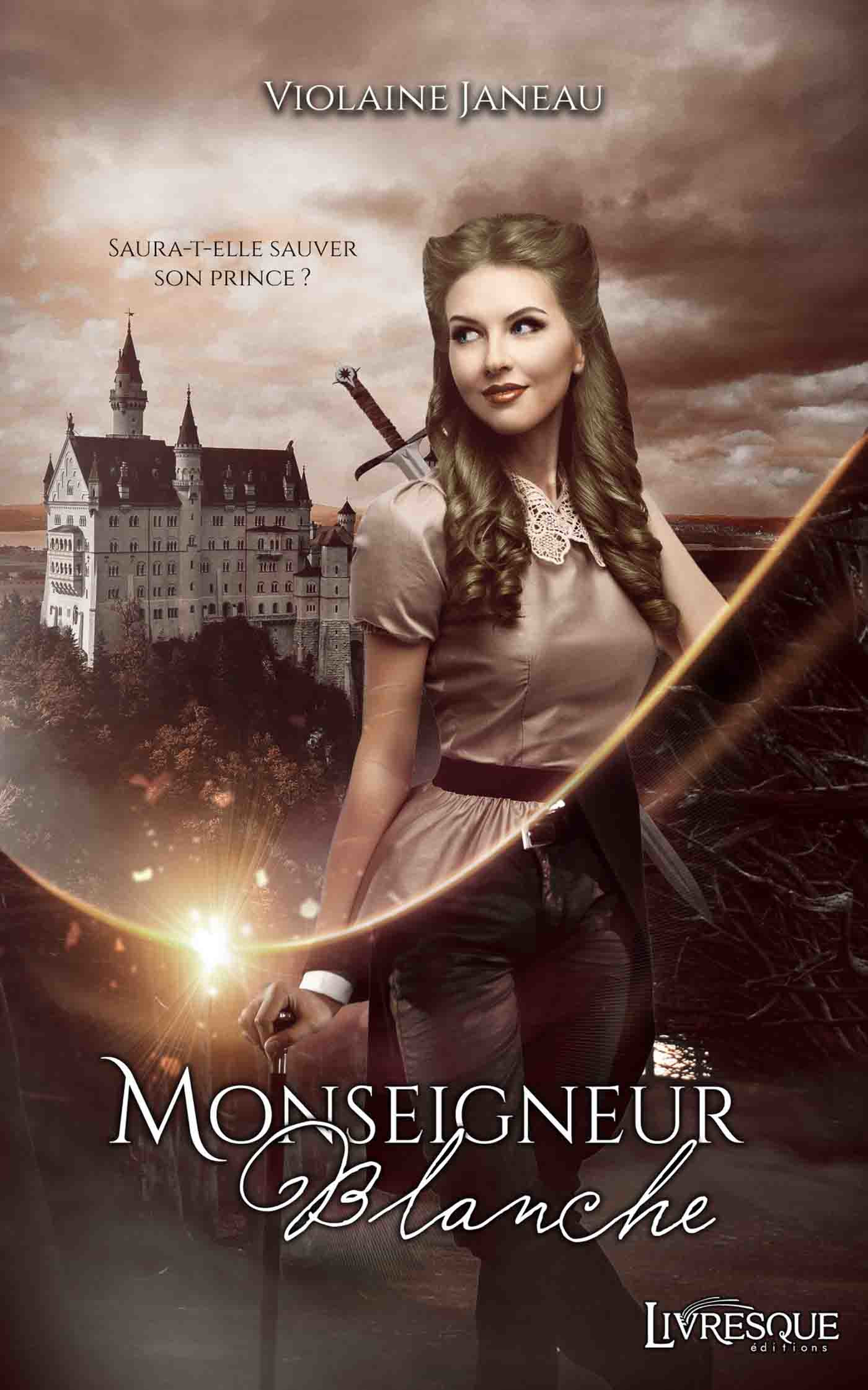 Monseigneur Vlanche  - Violaine Janeau