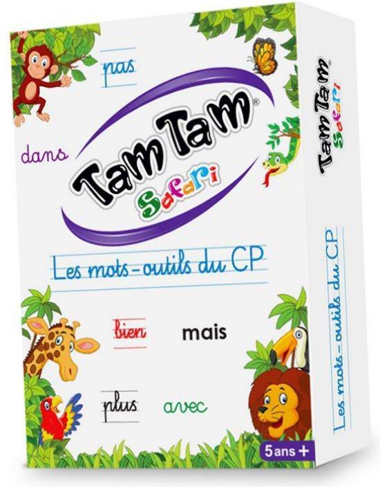 Tam Tam il était une fois... ; Safari ; les mots outils du CP