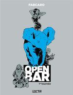 Couverture de Open Bar - T01 - Open Bar - 1Re Tournee