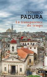 Couverture de La transparence du temps