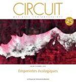 Circuit. Vol. 25 No. 2, 2015  - Simon Brown - Paul D. Miller - Andrea Marsolais-Roy - Ricardo Dal Farra - Loriane - Charles-Antoine Frechette - Joel Chadabe - Loriane T