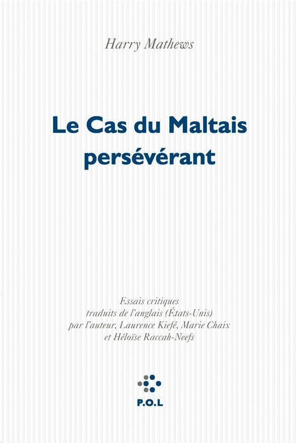 Le cas du Maltais persévérant