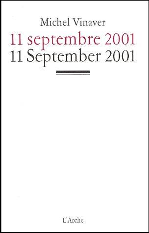 11 septembre 2001 ; 11 september 2001