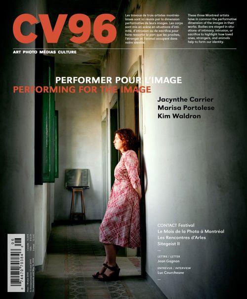 CV96 - Performer pour l´image (Ciel variable. No. 96, Hiver 2014)