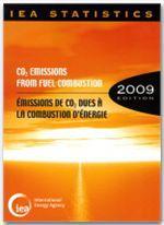 CO2 emissions from fuel combustion ; émissions de CO2 dues à la combustion de l'énergie (édition 2009)