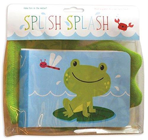 Splish splash ; grenouille