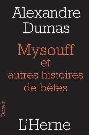 Mysouff, et autres histoires de betes