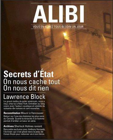 Alibi t.4; secrets d'etat