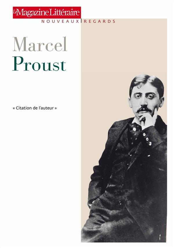 Le magazine litteraire; marcel proust