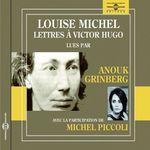 Vente AudioBook : Lettres à Victor Hugo  - Louise MICHEL