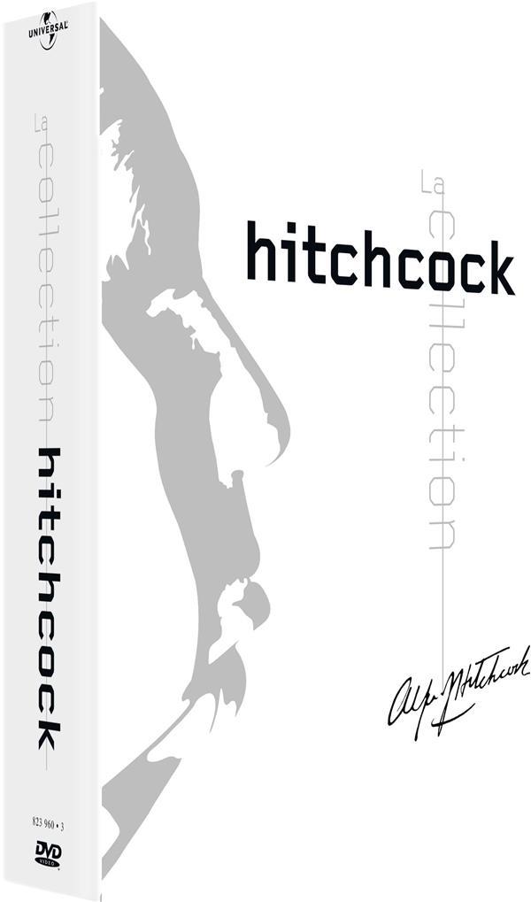 Alfred Hitchcock - Coffret Universal - Volume 2 (blanc)