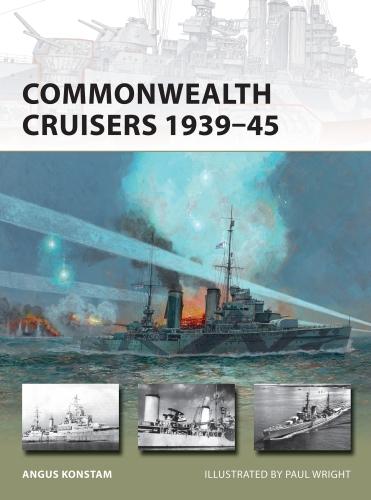 Commonwealth Cruisers 1939-45