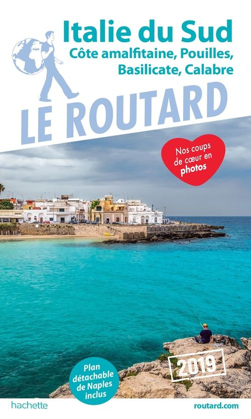Guide du Routard Italie du Sud 2019