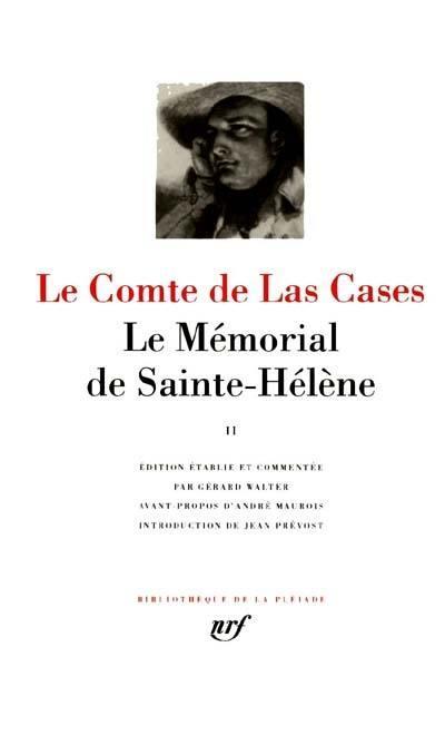 LE MEMORIAL DE SAINTE-HELENE T.2