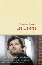 Vente EBooks : Les Lisières  - Olivier Adam