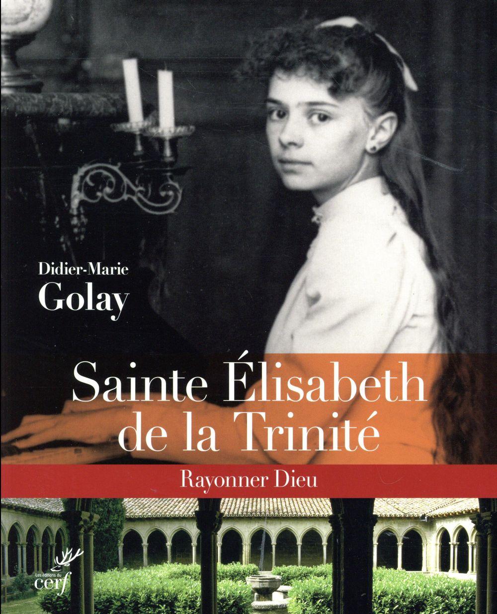 SAINTE ELISABETH DE LA TRINITE