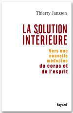 Vente Livre Numérique : La solution intérieure  - Thierry Janssen