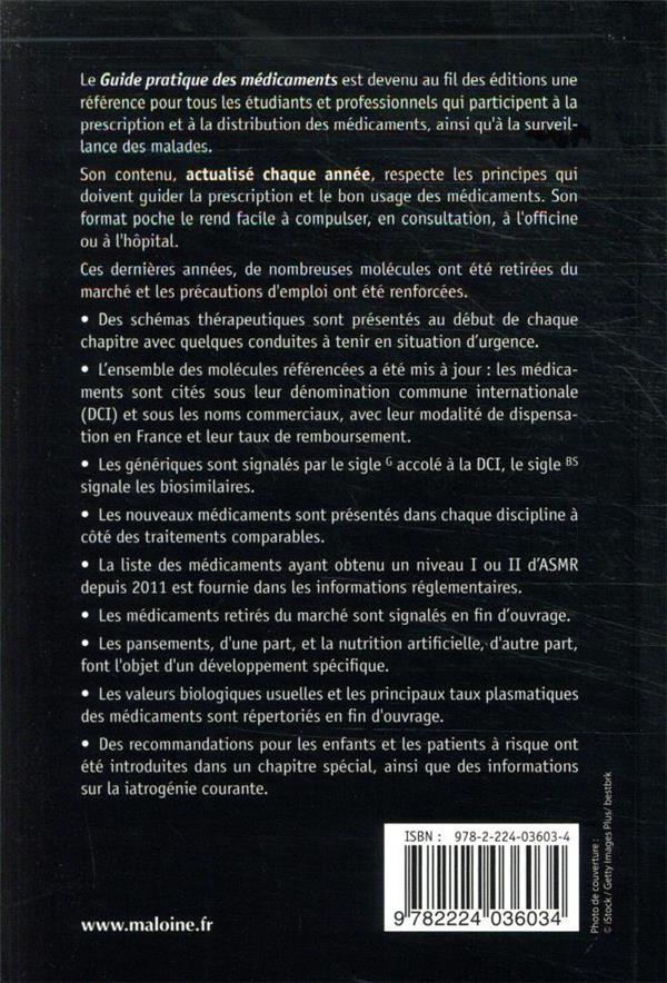 Dorosz guide pratique des medicaments 2021, 40e ed