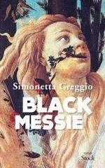 Vente Livre Numérique : Black Messie  - Simonetta Greggio