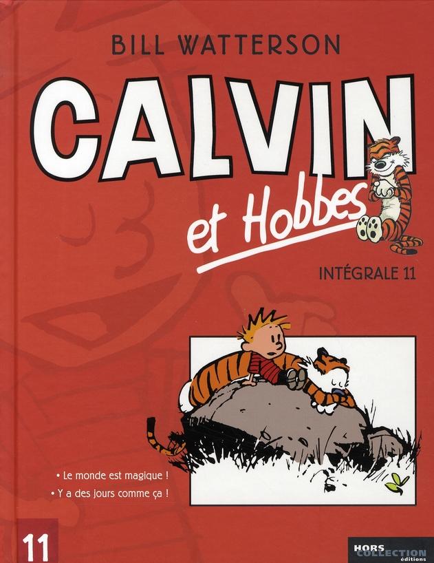 Calvin et Hobbes ; Intégrale vol.11 ; t.22 et t.23