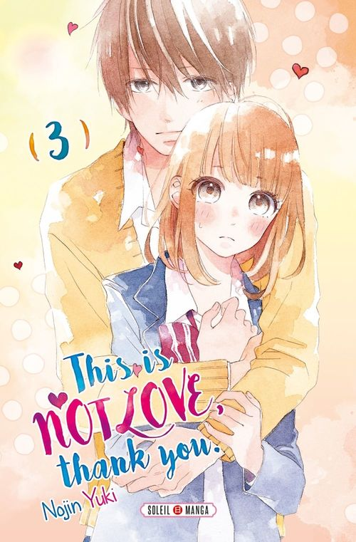 This is not love, thank you T.3
